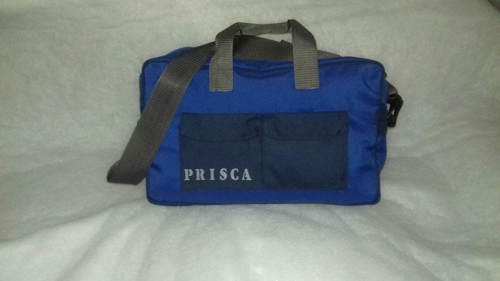 Kindersporttasche, acrylbeschichteter Stoff