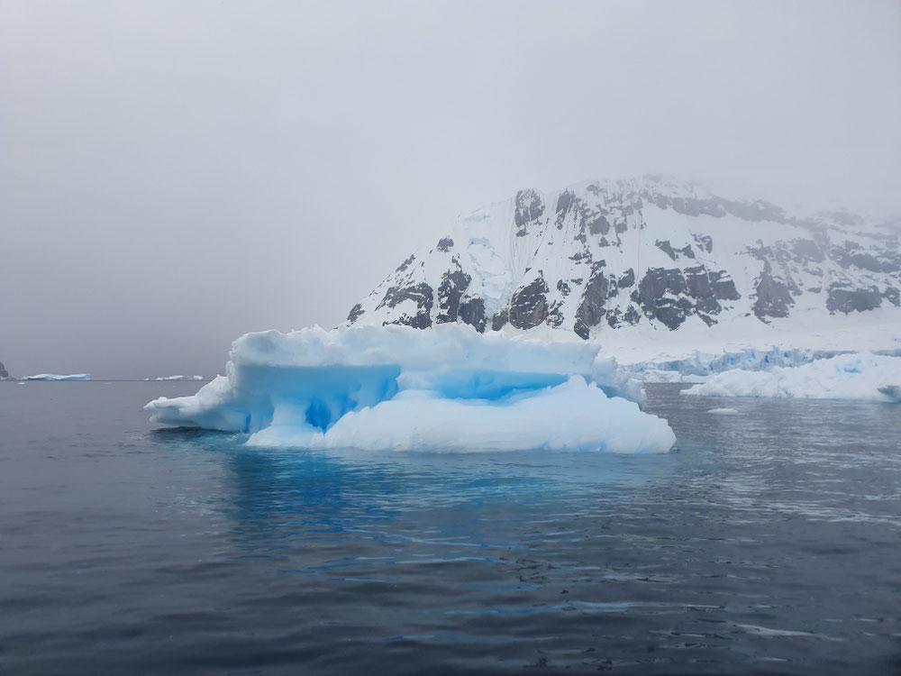 ...und Eisbergen