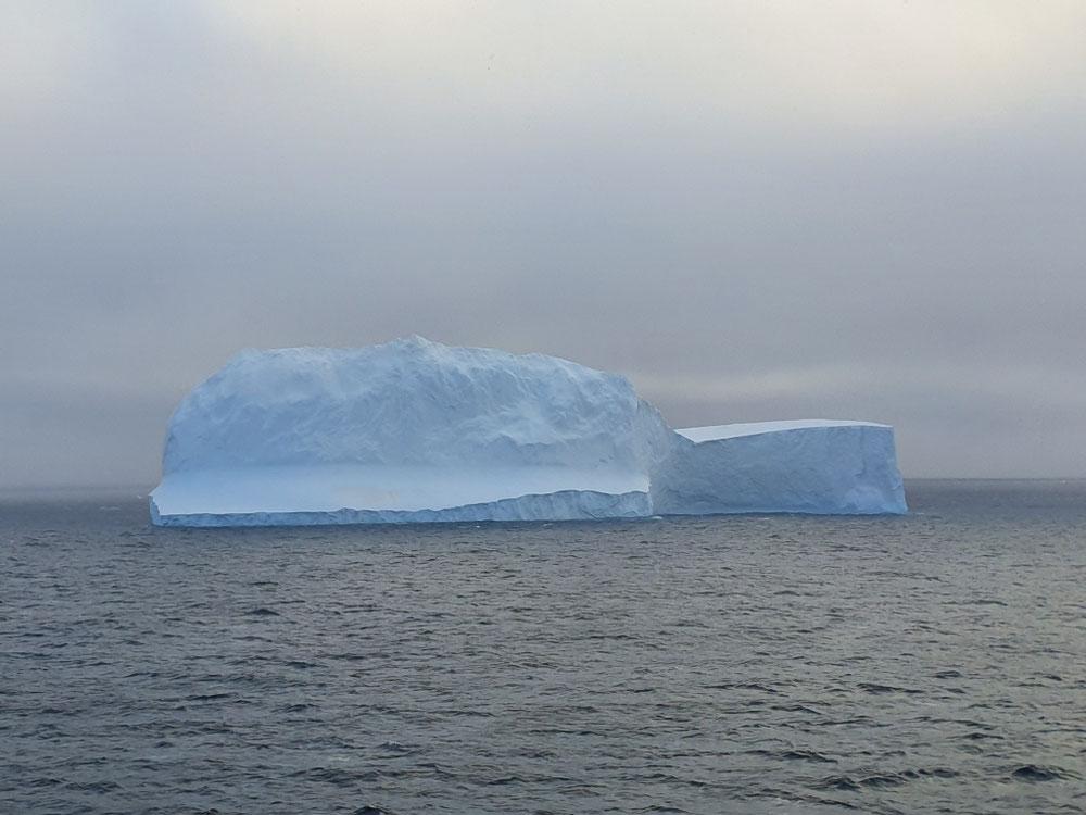 Mein erster Eisberg