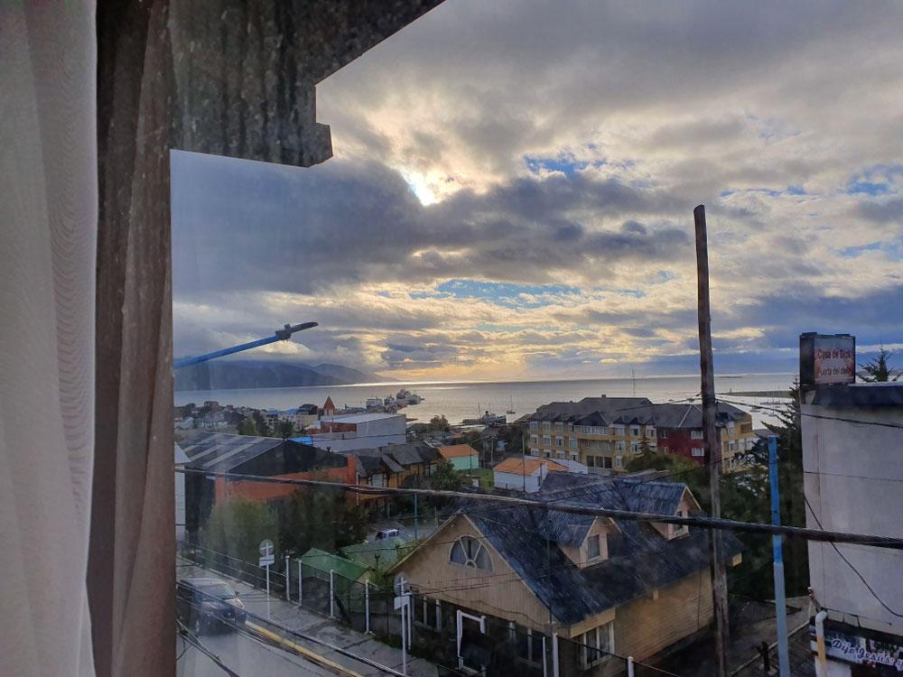 Ushuaia - noch so ein Touri-Hub, hatte bei mir nach Chalten unfairerweise keine Chance