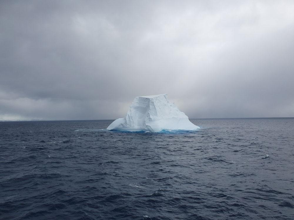 Ein letzter Eisberg
