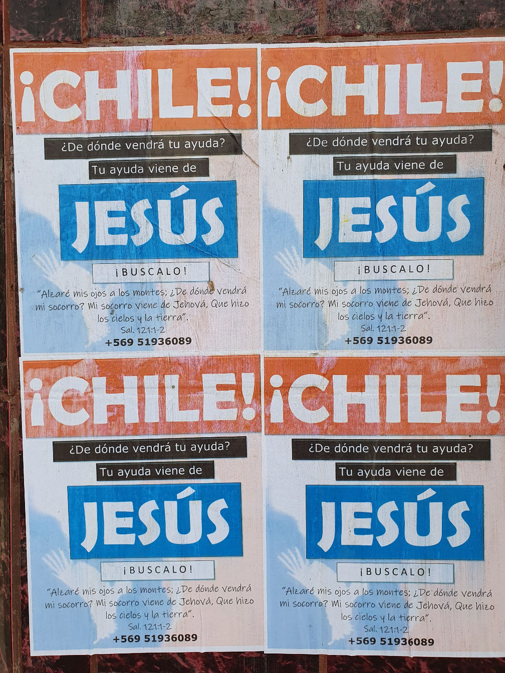 Patagonien hat eine echt verrückte Dichte an (Frei-)Kirchen