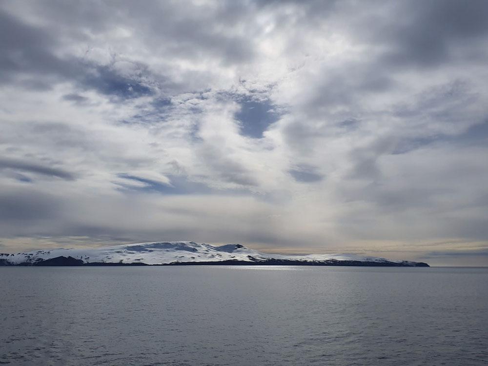 Und damit verlassen wir leider die westantarktische Halbinsel endgültig Richtung Norden