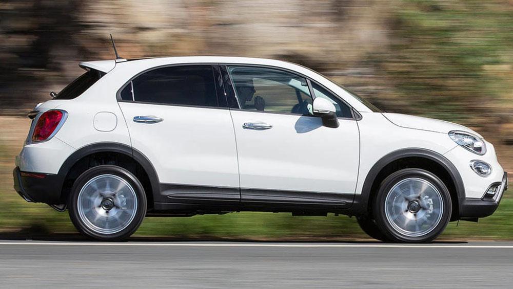 #Fiat #500X #crossover #suv #noleggio #offerte #privati #promozione