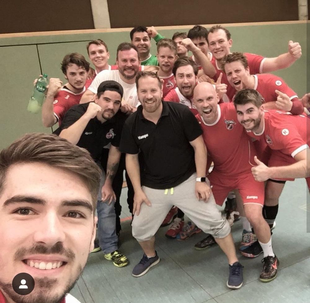 Aufstieg 1. Fc Köln - Handball