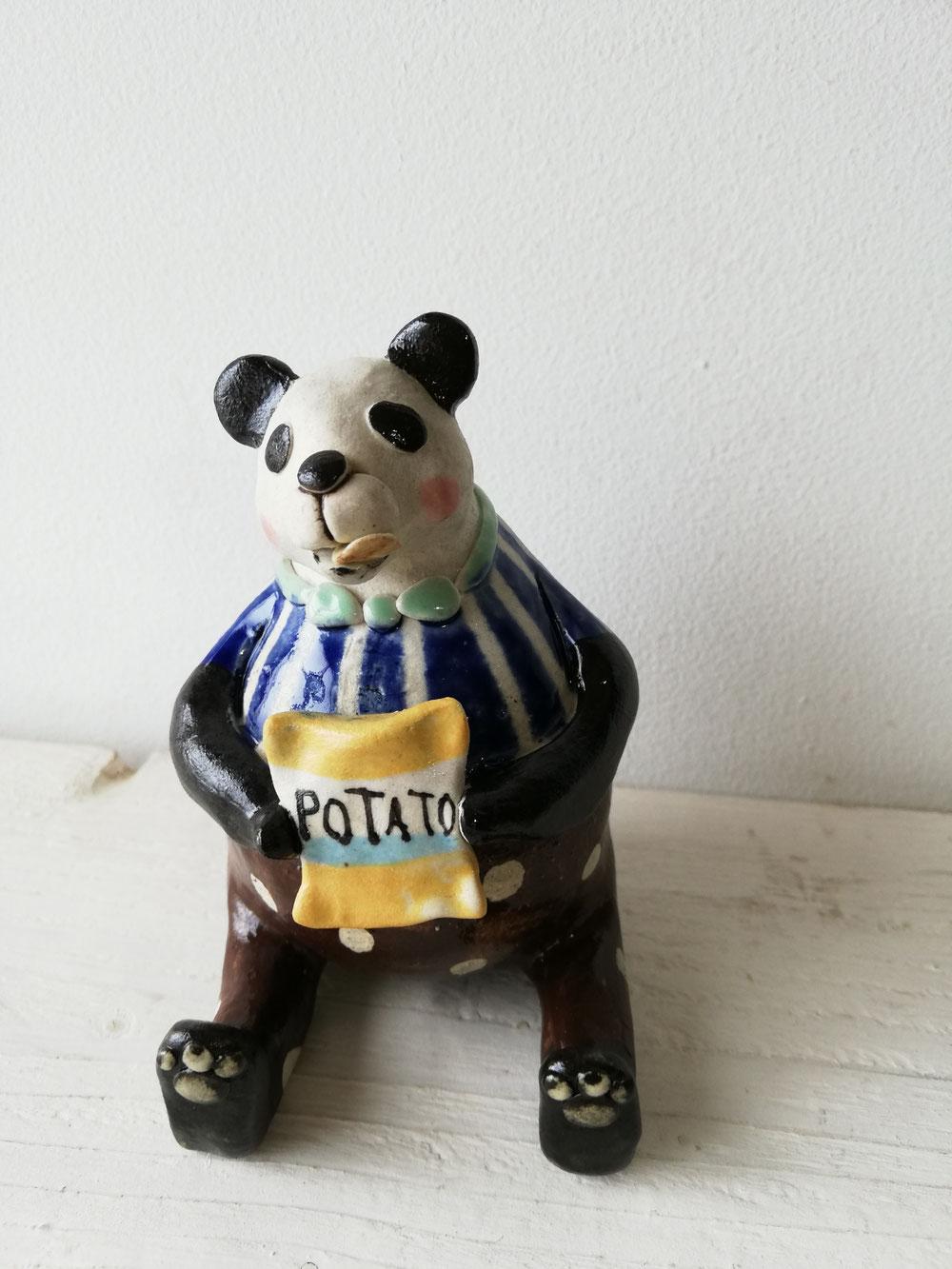ポテチポリポリパンダ