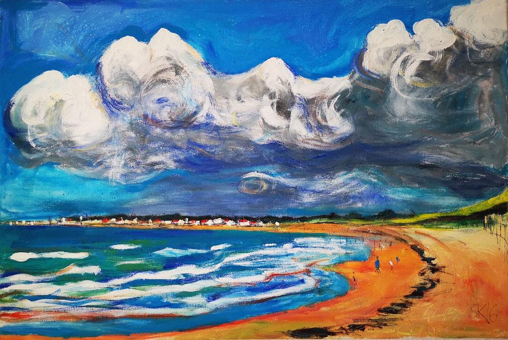 Bretagne ( Olon sur mer) 2016