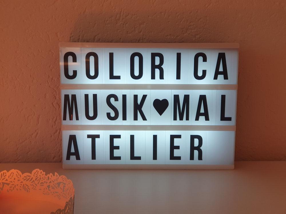 COLORICA Musk & Malen Atelier