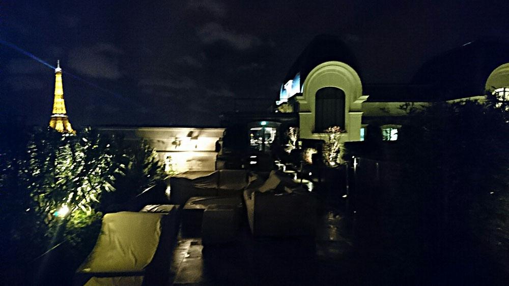 🍹 Sur les toits de Paris 🗼