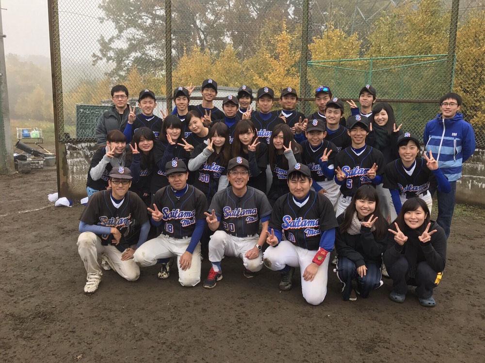 2016秋リーグ最終戦