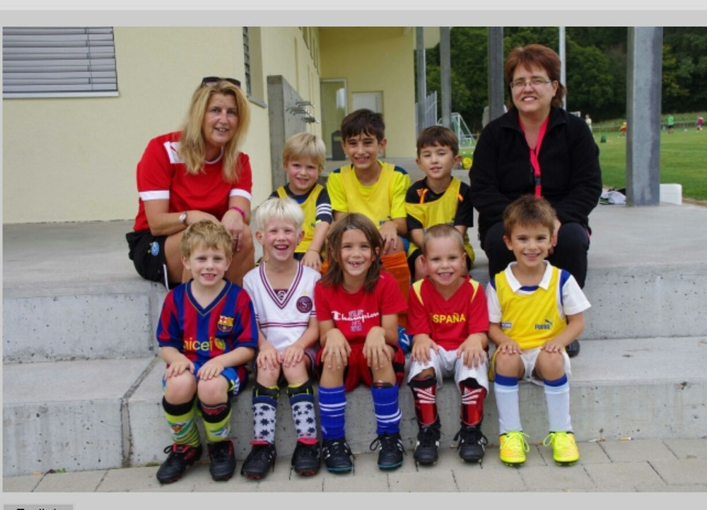FC Niederlenz Junioren Gb