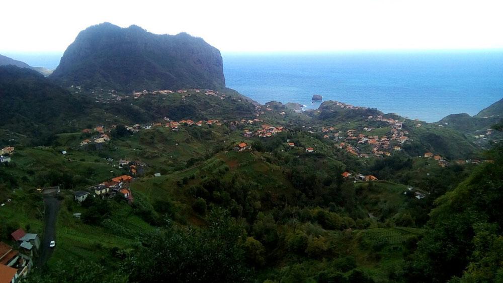 Madeira, Nordküste