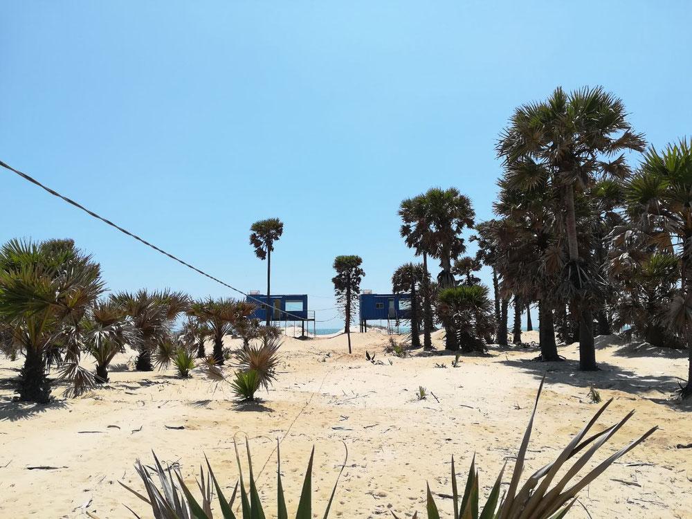 Sayalgudi private beach (Hidden Paradise)
