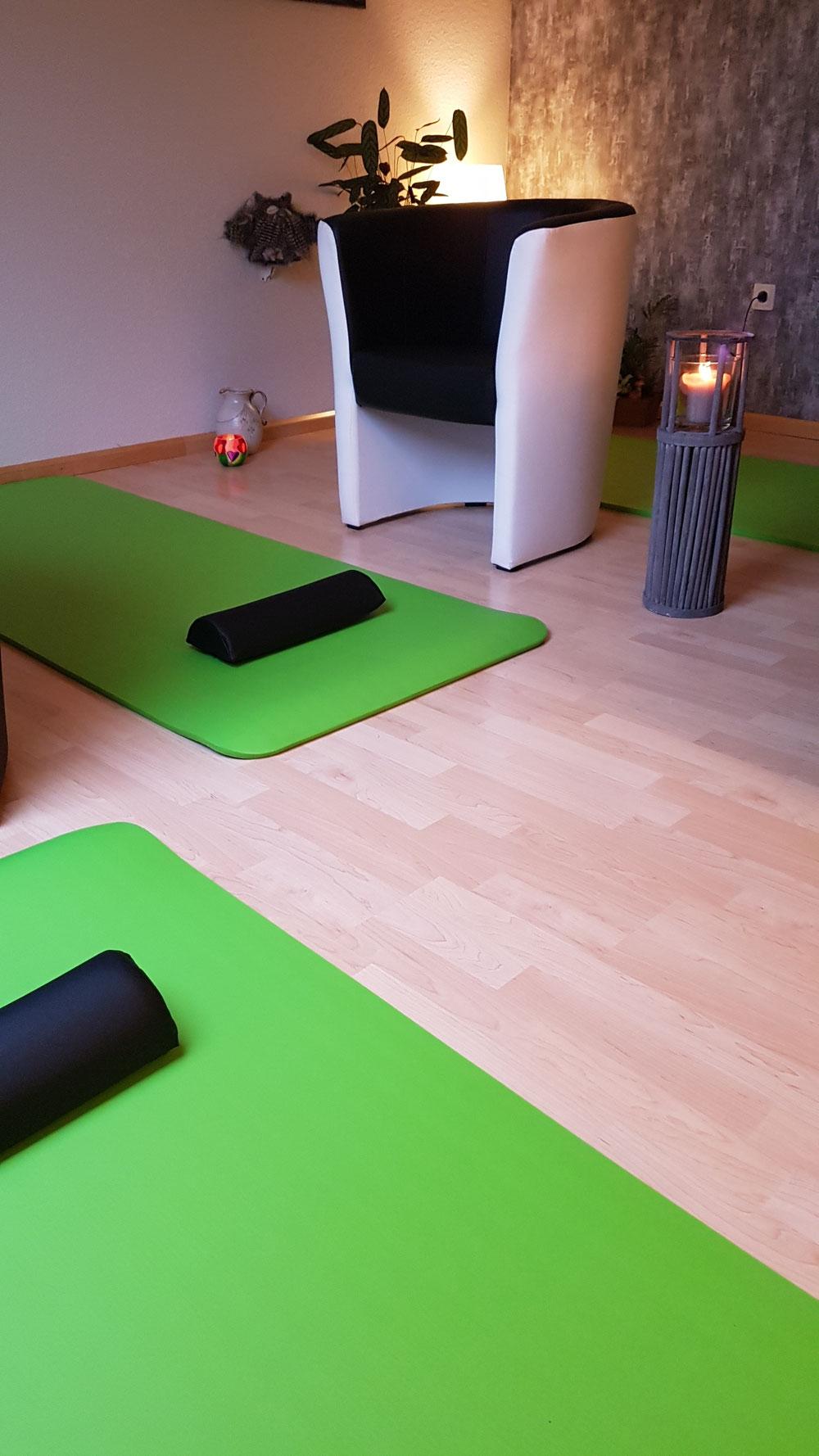 Entspannungstherapie in Kleingruppen, Familien oder im Einzelsetting