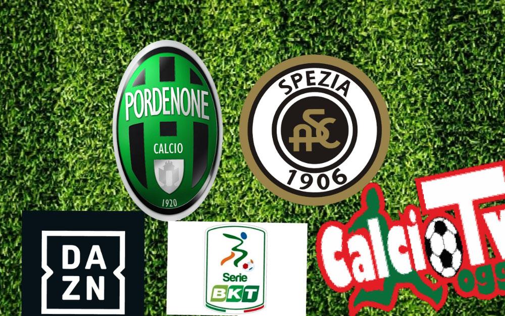 Pordenone Spezia 13 settembre 2019