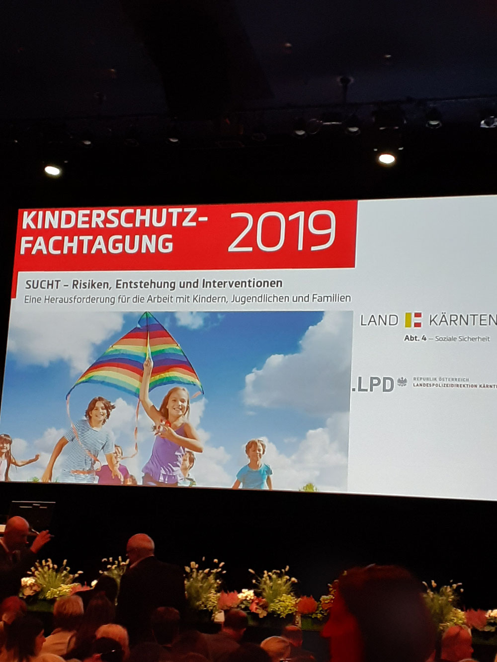 Kinderschutz Fachtagung 2019 Villach