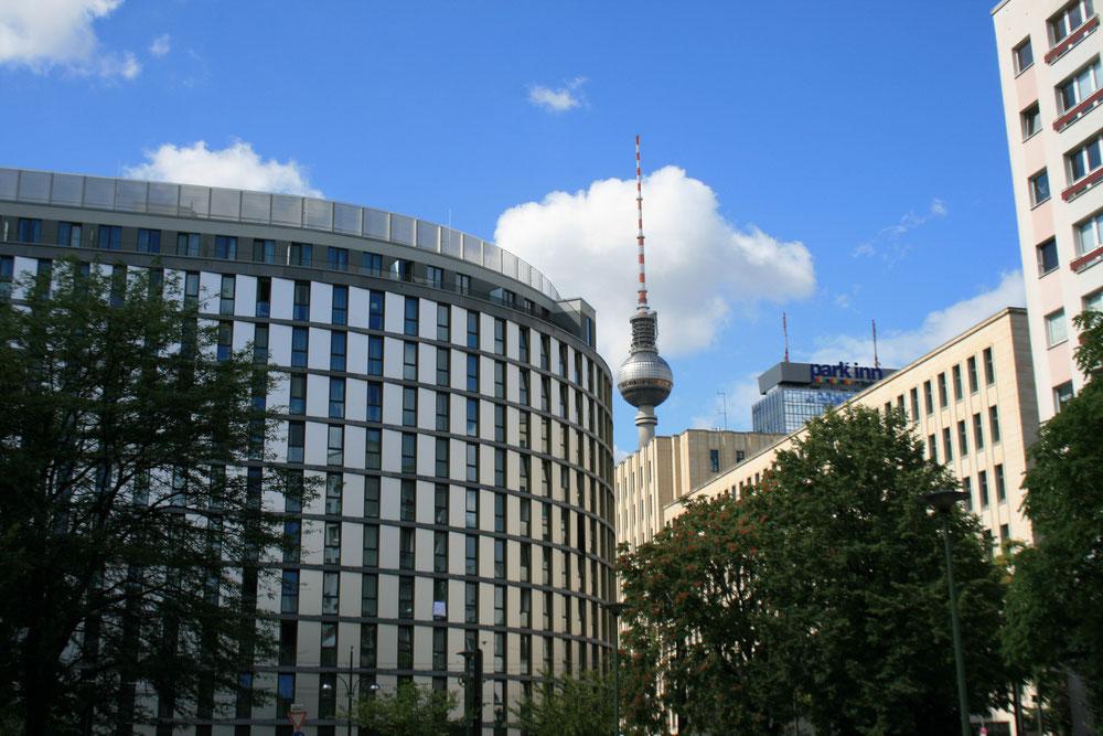 Alexander Parkside, Berlin