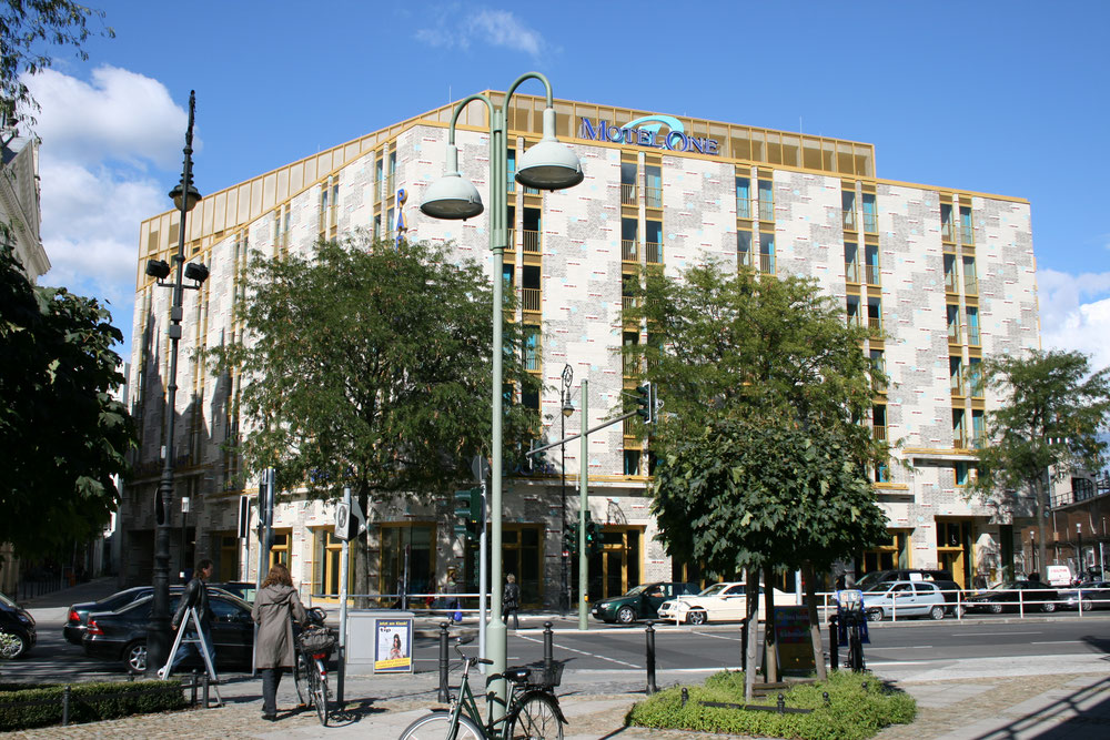 Hotel am Zoo, Berlin
