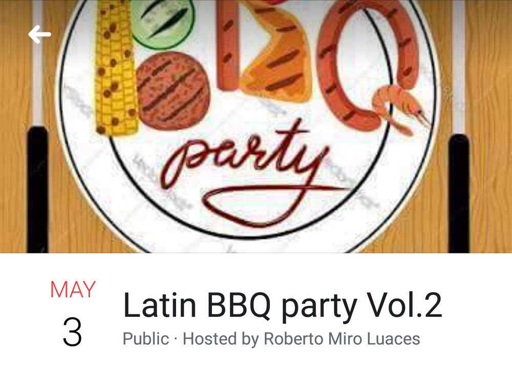 Latin BBQ Party Vol.2