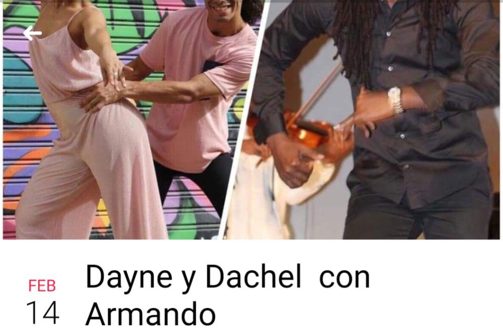 Dayne y Dachel con Armando @ Ahinama Akasaka/ Entrance: 3000yen w 1D