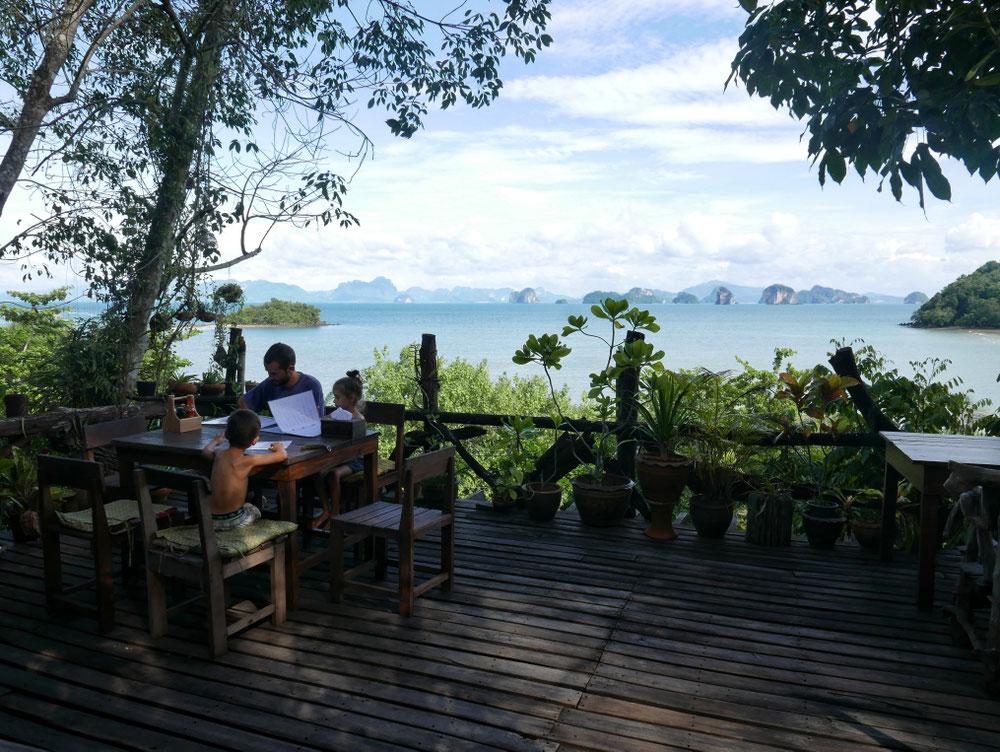 Le restaurant du Thakhao Bayview