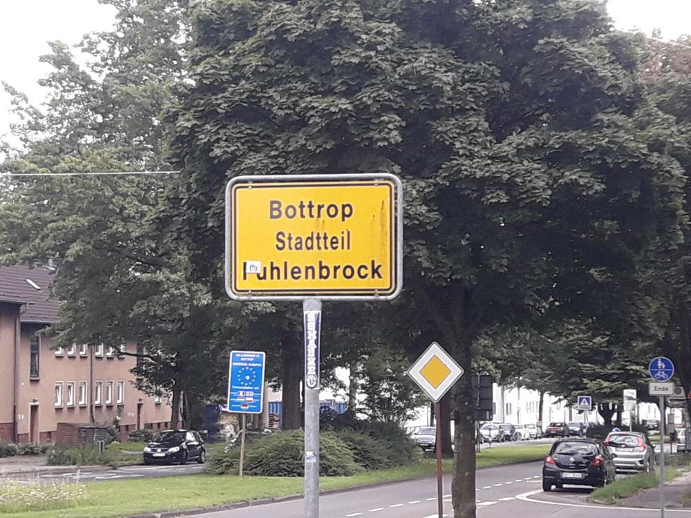 Dirty old town.....Krass...Ich kenne die Straßennamen wieder.....