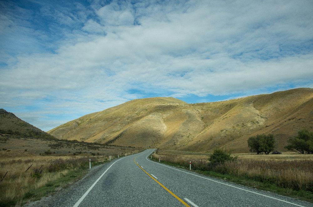 TAG NEUNZEHN Weiterfahrt Richtung Te Anau, dem Tor zum Milford Sound.
