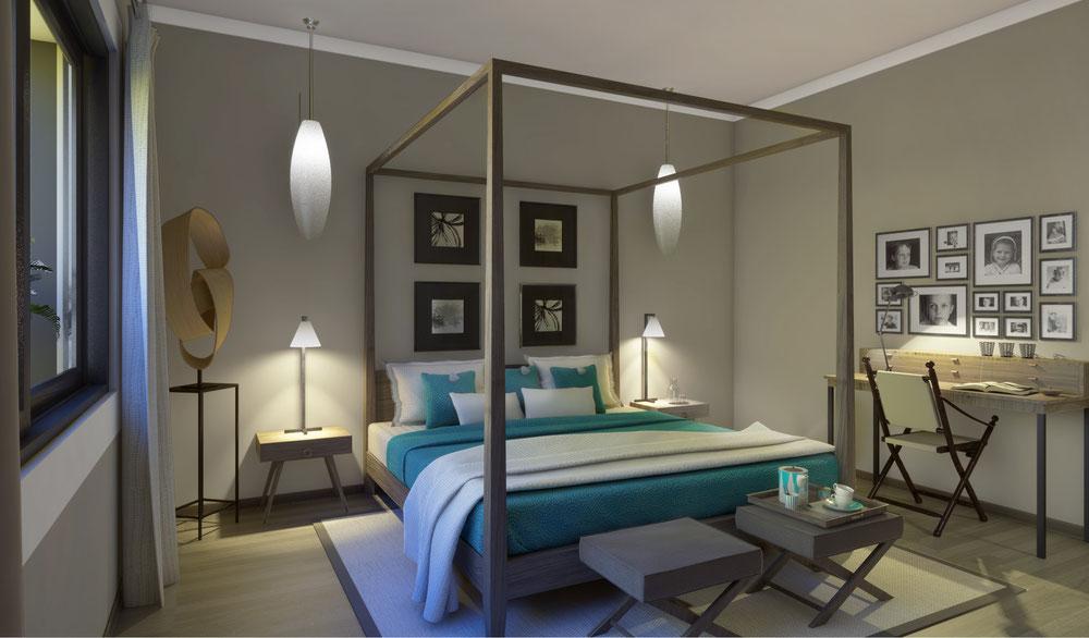 RES VENDU MEUBLE ILE MAURICE : BEL AIR villas Duplex proche GRAND BAIE