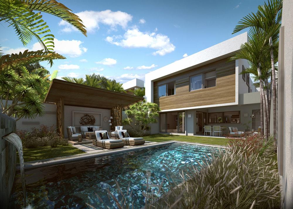 Nouveau complexe immobilier ile Maurice en RES BEL AIR de ROYAL PARK
