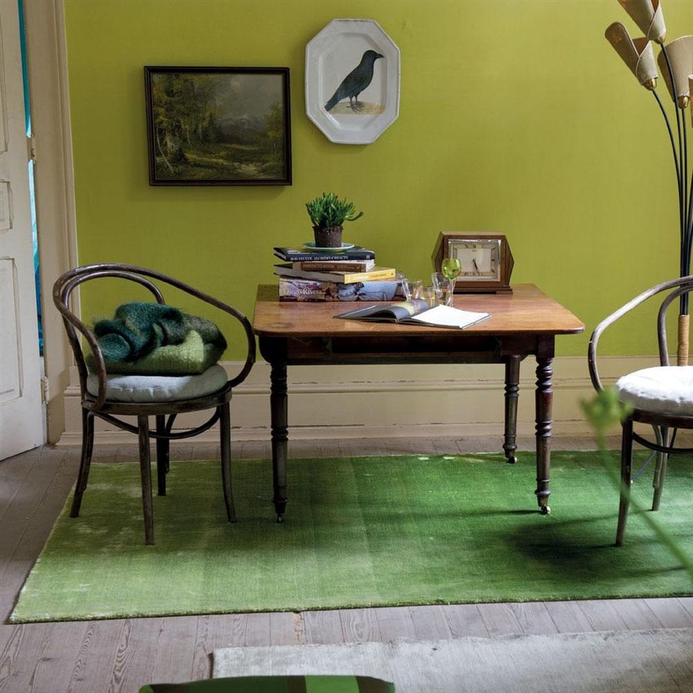 Tapis Designers Guild distribué par Ecoute-Bergère - crédit photo Designers Guild