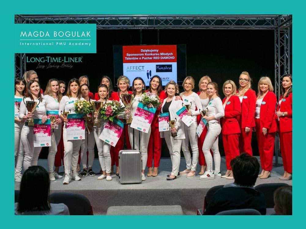 Mistrzostwa makijażu permanentnego 2019