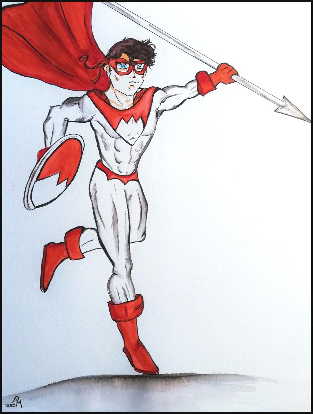 Der fränkische Superheld
