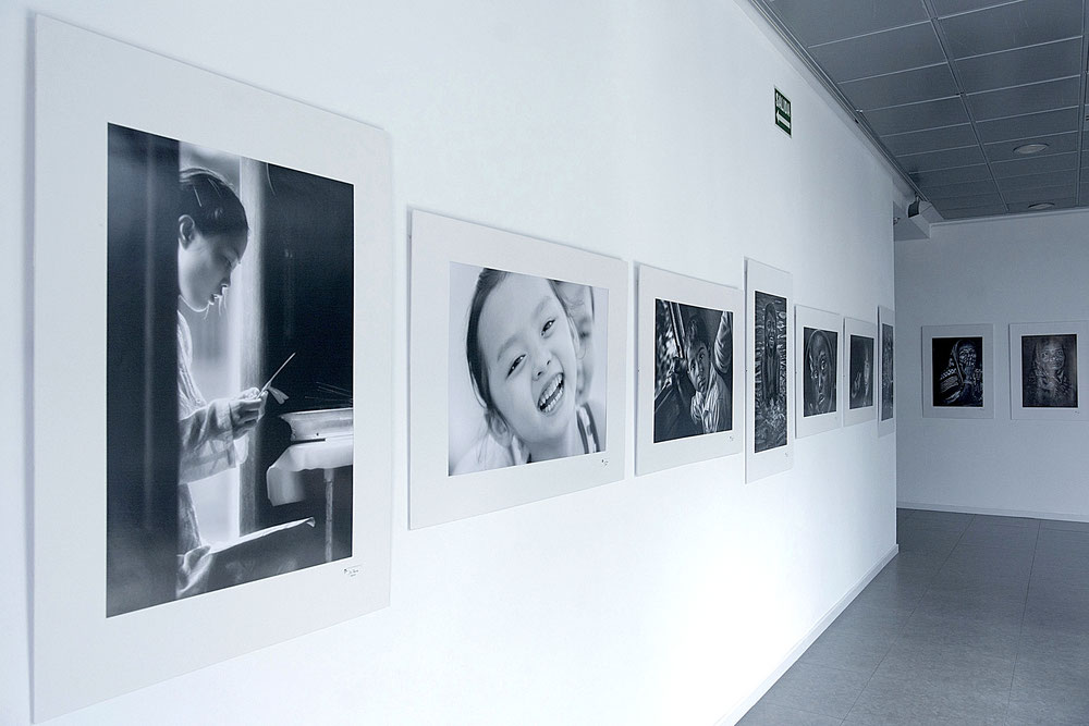 Joaquin Rocal. Centro de Exposiciones. Zaragoza