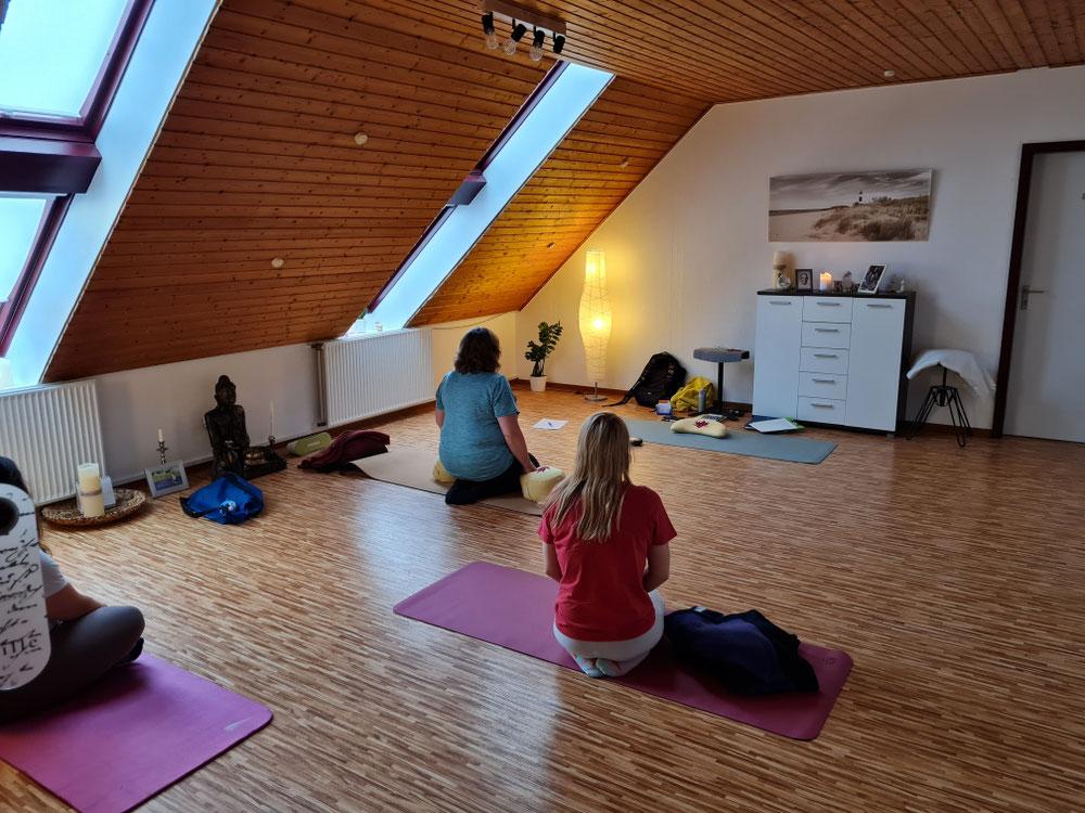 Es finden vormittags Anfängerkurse in der Tanzgalerie Svetlana Lorenz in Lingen statt.