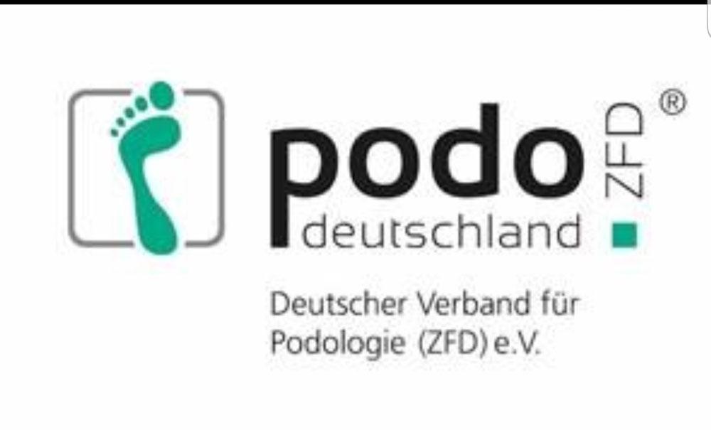 Mitglied im Verband Deutscher Podologen
