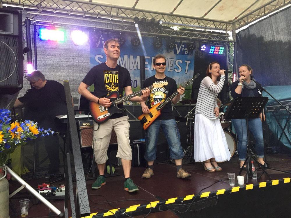 Jun. 2015: Sommerfest Neuengamme