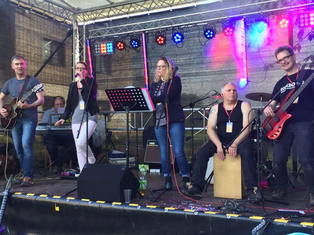 Mai 2017: Sommerfest Neuengamme