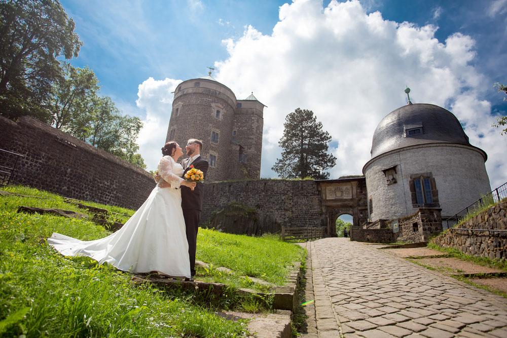 Hochzeit Burg Stolpen, Hochzeitsfotograf Dresden, Hochzeitsfotos Burg Stolpen