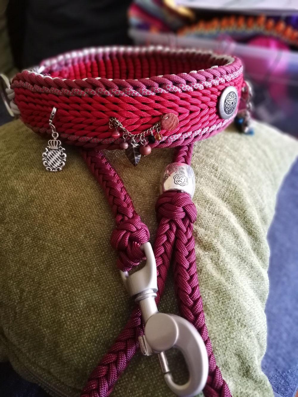 Trachtenhalsband 50cm