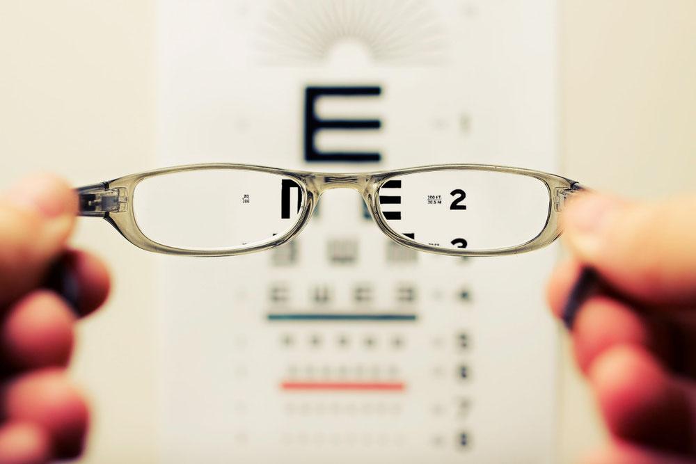 leesbril nodig ogen opmeten