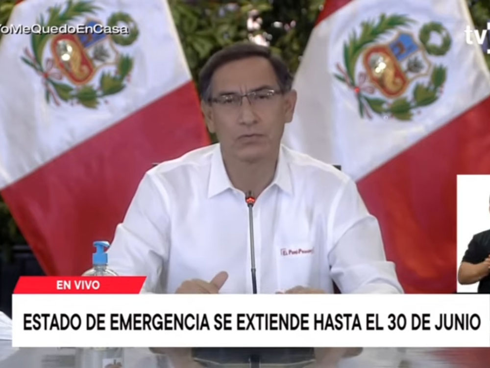 Quelle: TV Peru