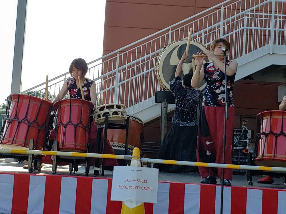 ららぽーと磐田納涼祭