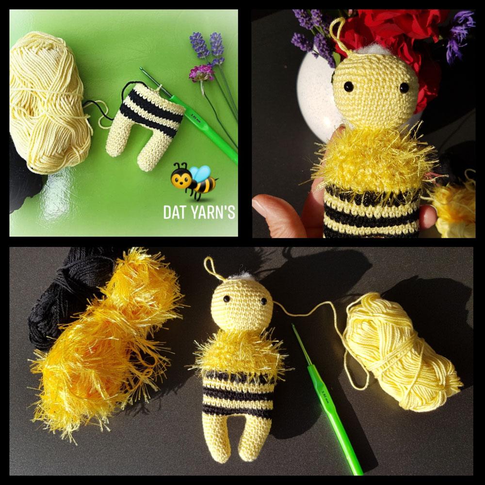 Ein Bienchen ist in Arbeit (18.06.19)