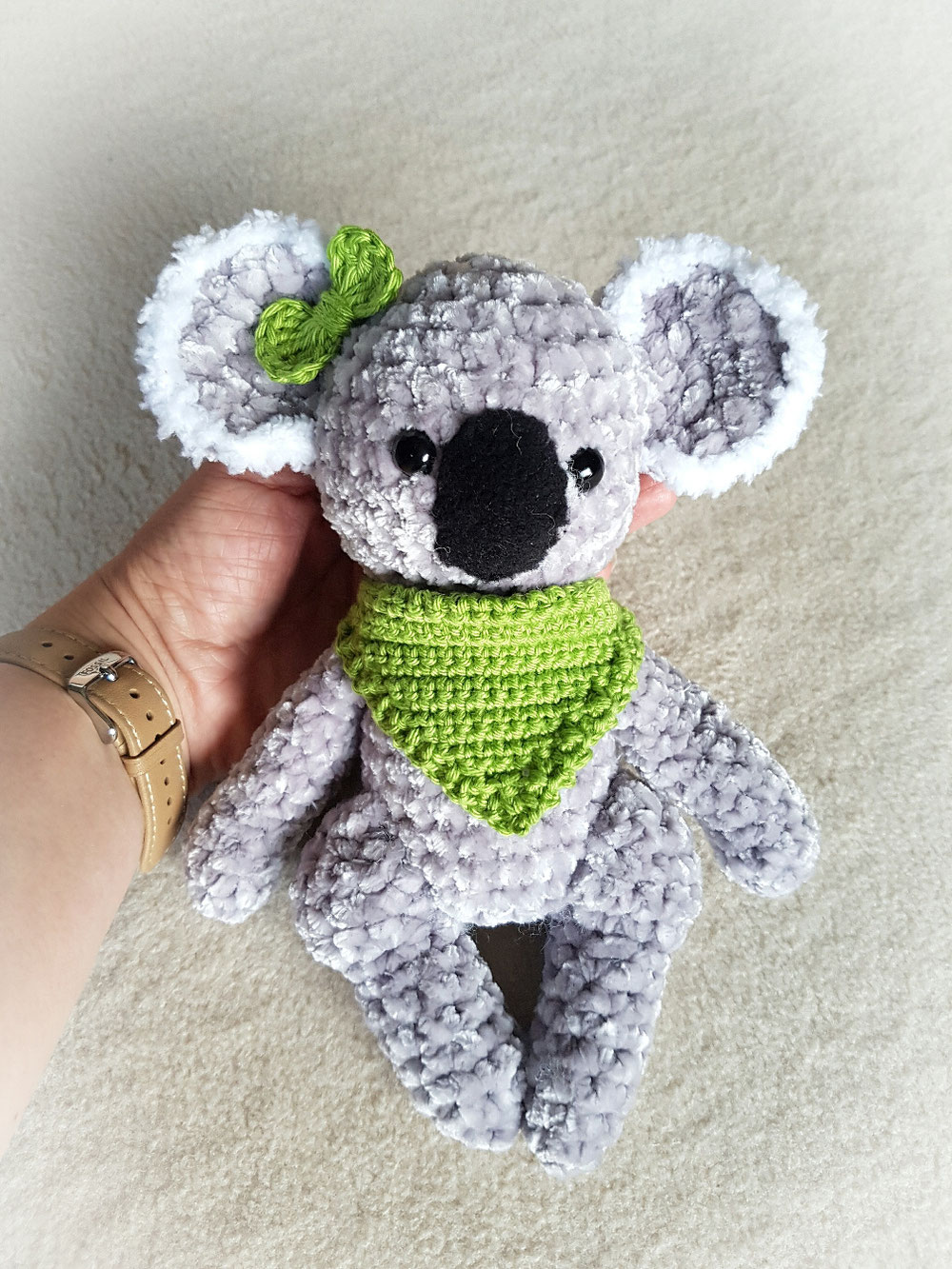 Koala Kaly (Dat Yarn's Design)