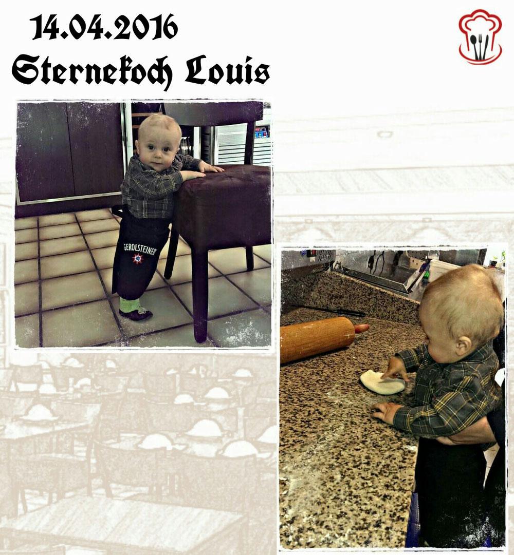 14.04.2016 / Sternekoch Louis