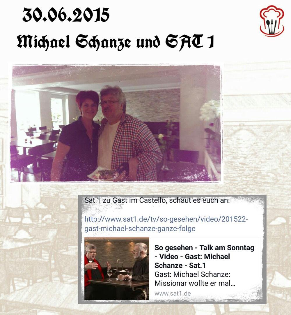 30.06.2015 / Michael Schanze mit SAT 1