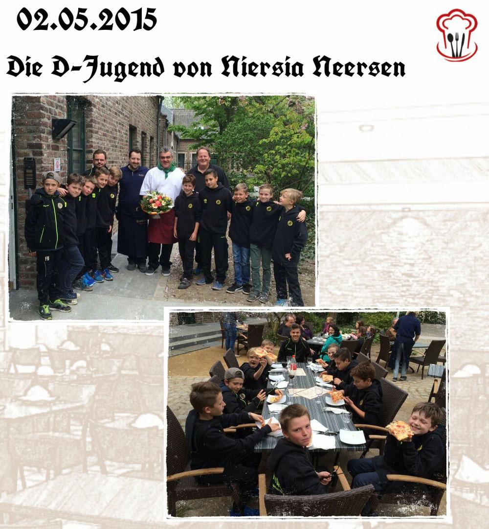 02.05.2015 / D-Jugend von Niersia Neersen