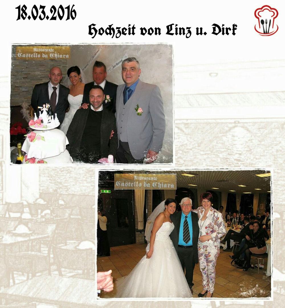18.03.2016 / Hochzeit von Lina und Dirk