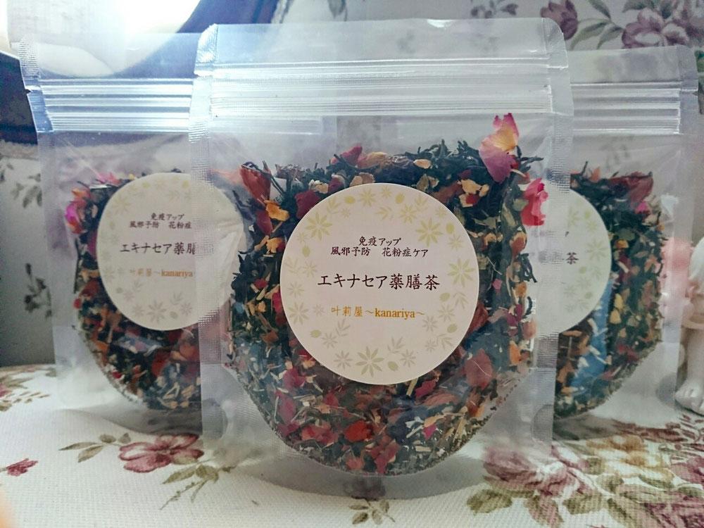 エキナセア薬膳茶 35㌘