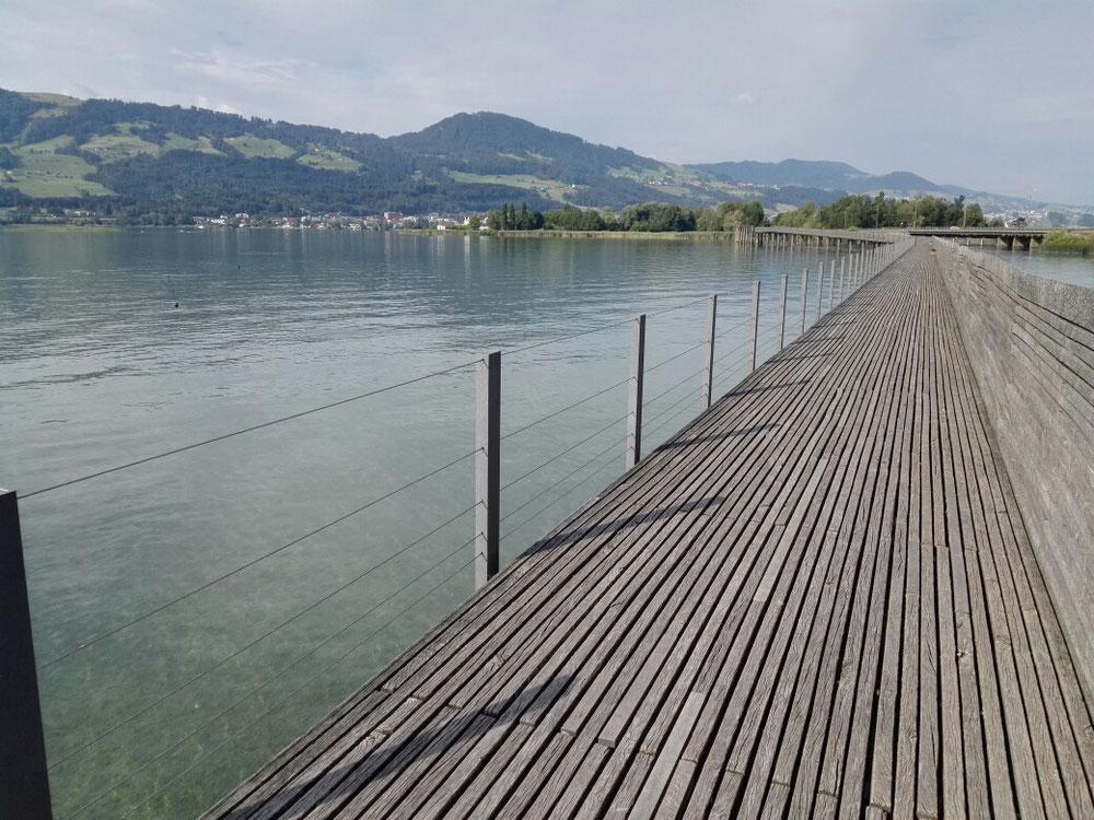 Jakobsweg in der Schweiz
